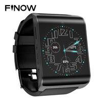 NEW FINOW DM2018 4G Men Bluetooth Smart Watch Phone 1G RAM 16G ROM GPS WiFi Heart Rate Remote Camera Music Multisport Wristwatch