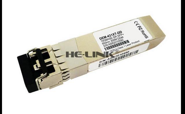 In stock 100%New and original   3 years warranty   DEM-431XT-DD 300M  SFP+