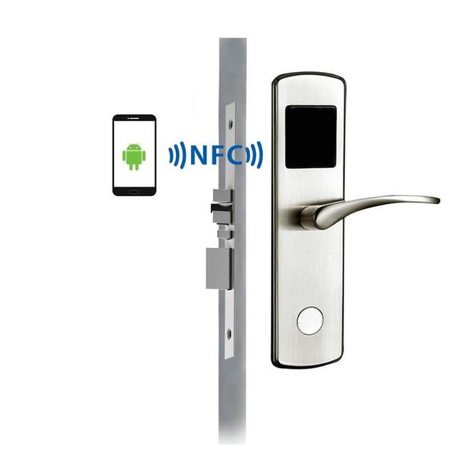 Good Mobile Phone Remote Control Smart Locks Electronic Door Locks Castle  Central Locking Safe Home Hotel Apartment