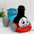 20 CM muñecos de peluche lindo Thomas pequeño tren Thomas juega el mejor regalo para los niños P129