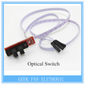 Optical Endstop Light Control Limit Optical Switch for 3D Printers RAMPS 1.4 with cable L201