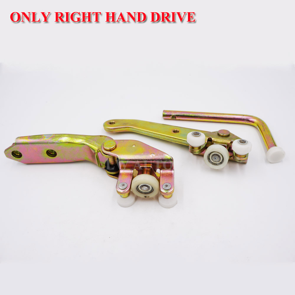 For VW T4 TRANSPORTER Sliding Door Bottom&Middle&Top Roller Guide Passager Side 701843405B 701843335A 701843436