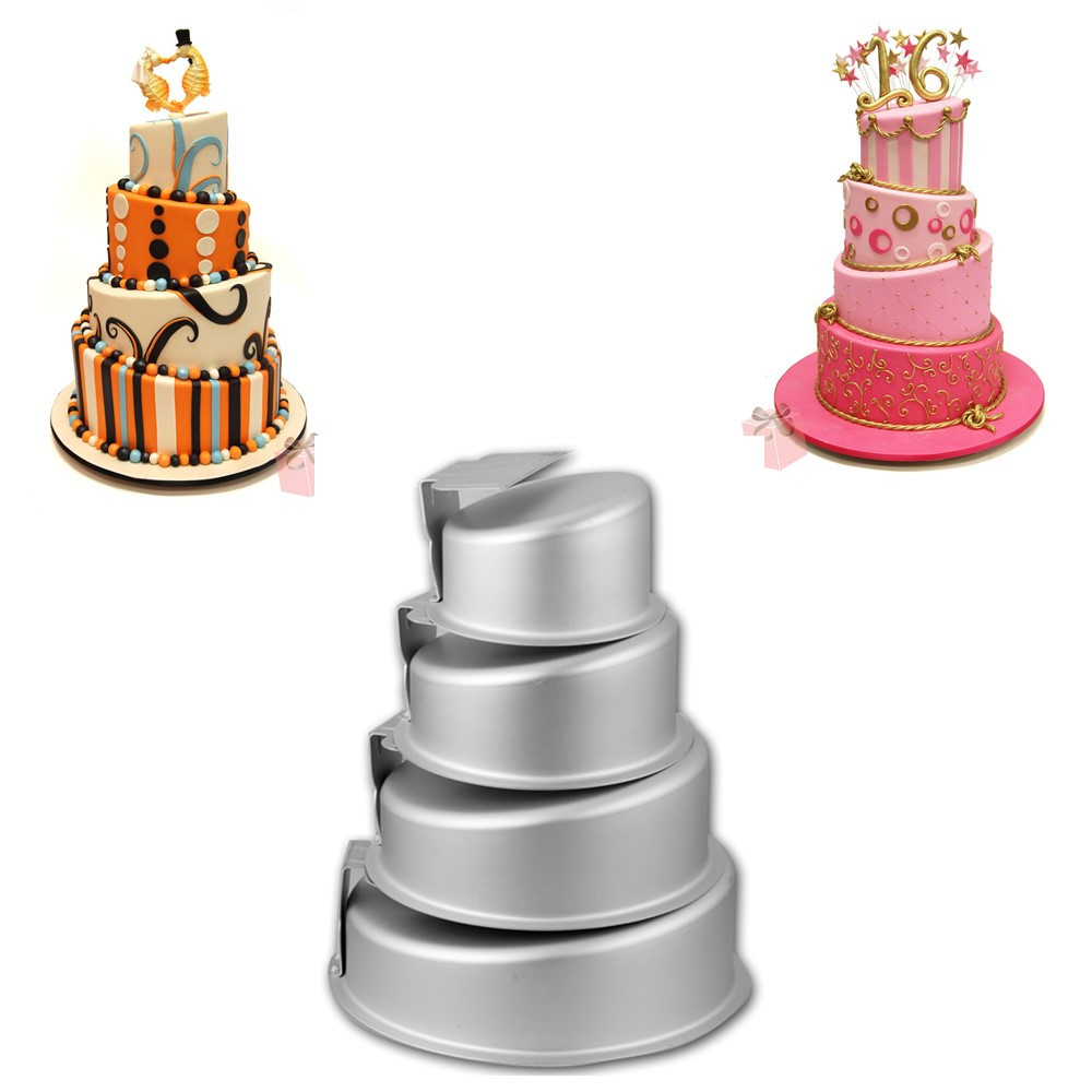 Wedding Cakes Pans.Us 86 46 51 Off 6