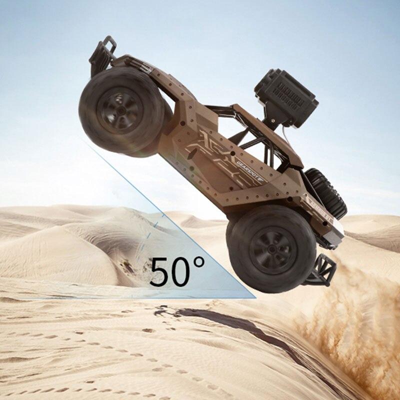 Oyuncaklar ve Hobi Ürünleri'ten RC Arabalar'de Yeni 2.4G 2WD yüksek hızlı FPV RC araba WiFi kamera HD 720P 2MP makinesi radyo uzaktan kumanda kapalı yol Carros oyuncak Boys için'da  Grup 2