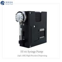 e liquid Analytical System part Syringe Pump Electric
