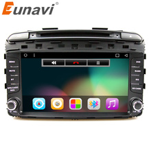 Eunavi 8′ Android 6.0.1 Car GPS DVD Player for Kia Sorento 2015 2016 GPS Navigation With Radio WiFi Capacitive Screen Bluetooth