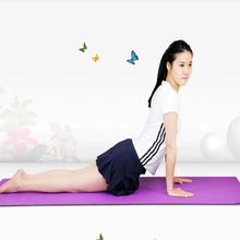 173*61*0.6cm women fitness and body building PVC Yoga Mats