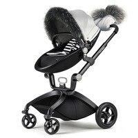 Горячая прогулочная коляска аксессуары детские коляски Чехлы, перчатки, лицо. Горячий зимний костюм для прогулочная коляска