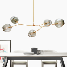Modern Iron Pendant Chandeliers Lights white pendant lamp creative wooden chandeliers for Study room Coffee shops