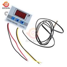 все цены на W3002 110V 220V AC LED Digital Temperature Controller Thermostat Thermoregulator Sensor Meter Incubator Freezer Fridge Aquarium онлайн