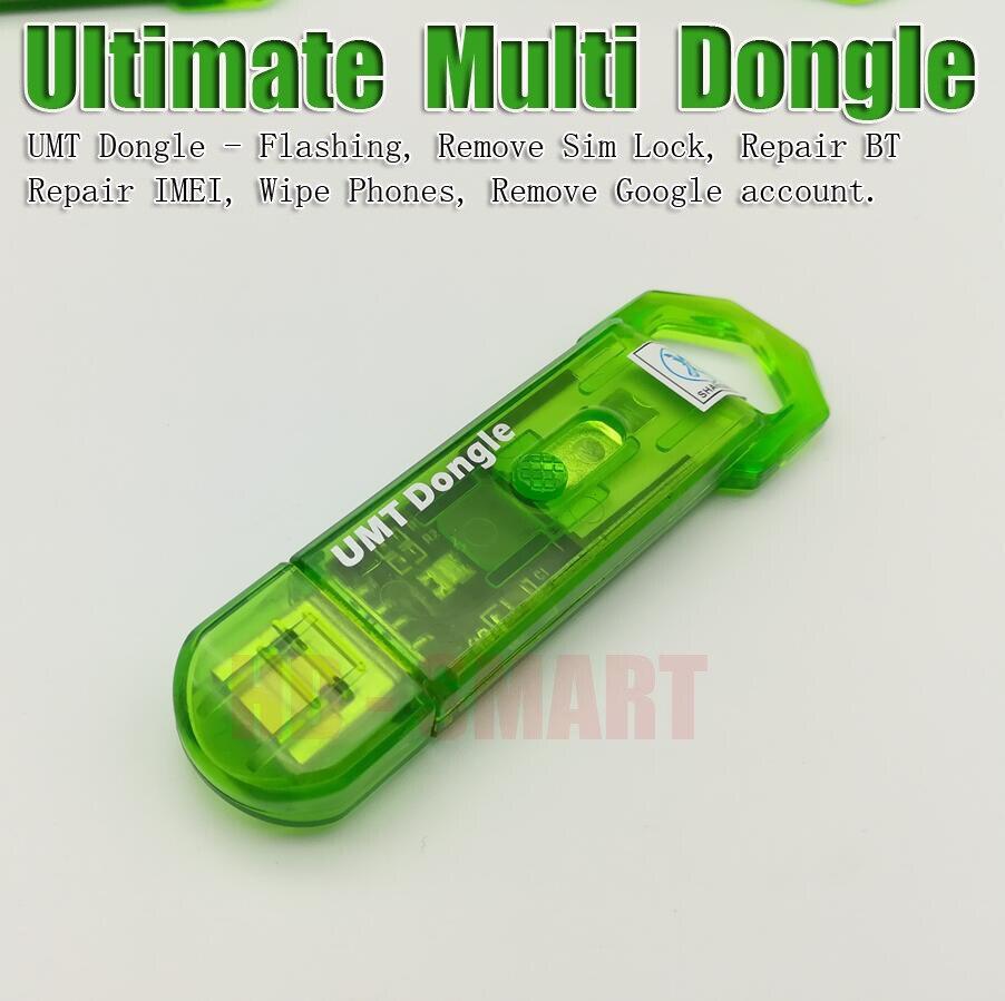 Nouveau UMT Dongle UMT Clé pour Samsung Huawei LG ZTE Alcatel Logiciel De Réparation et Déverrouillage - 4