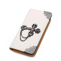 Hot Sale New Style Fashion Multi Card Bag Cross Zipper Wallet Bulk Bill Management Clip Pretty Wallet Exquisite Women's Purse