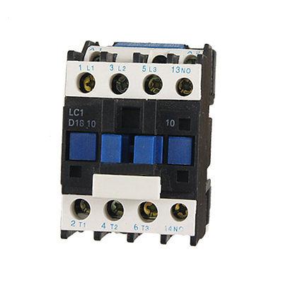 цена на CJX2-D1810 AC Contactor 18A 3 Poles One NO AC-3 7.5Kw 380V 50/60Hz Coil