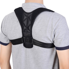 CFR Upper Back Posture Corrector Clavicle Support Belt Slouching Corrective Correction Spine Braces Supports Health