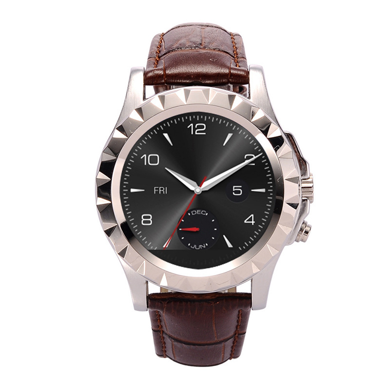 Bluetooth Smart Watch Fashion Wrist Smartwatch Men Wristwatch Wearable Digital Device