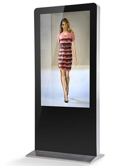 42 47 55inch Touchscreen Self Service Kiosk Motion Activated Lcd Digital Signage Player Lcd Tv Totem Signage Android Digital