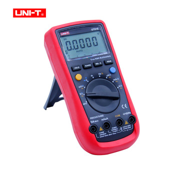 UNI-T UT61A UT61B UT61C UT61D UT61E Digital Multimeter true rms AC DC Meter Software CD & Data Hold Multitester+Gift 2