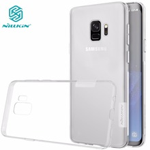 Здесь можно купить   TPU Transparent soft case for Samsung Galaxy S7 NILLKIN Nature Series Luxury brand with retailed package Mobile Phone Accessories & Parts