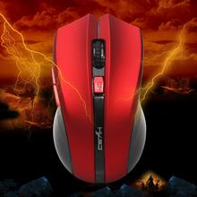 2.4G Wireless Portable Mouse Optical Laptop Mice 2400DPI Adjustable 6 Button mouse PC Laptops accessories