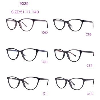 3c449d6199 full-rim acetate optical eyewear fashion bright style is hypoallergenic