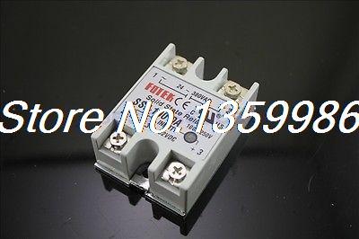10pcs Solid State Relay SSR-100 DA DC-AC 100A/250V 3-32VDC/24-380VAC 10piece lot solid state relay ssr 60da 60a 250v 3 32vdc 24 380vac