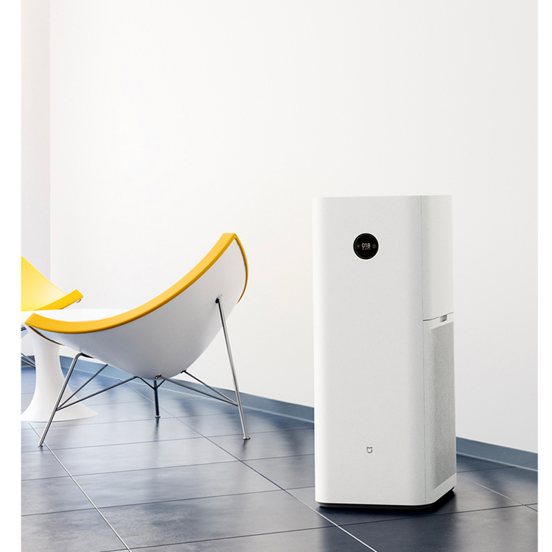 Xiaomi Mijia Air Purifier Max Sterilizer Addition To Formaldehyde Purifiers Air Cleaning Intelligent Household Composite Filter