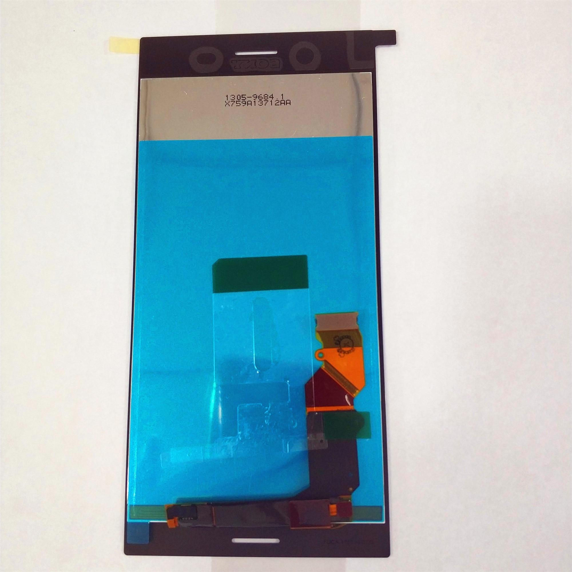 Pour Sony Xperia XZP XZ Premium G8142 écran LCD avec cadre écran tactile numériseur assemblage remplacement 100% testé
