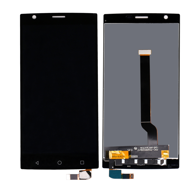 Mobile Phone Parts 10pcs/lot For Zte Zmax 2 Z958 Lcd Display Screen+touch Panel Digitizer Assembly Z958 Display Accessories Free Shipping Dhl Ems