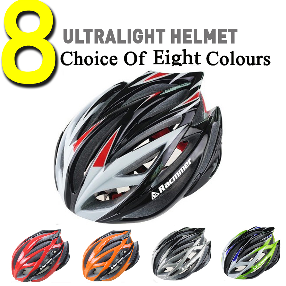 2018 Racmmer Imitation Carbon EPS Ultralight Helmet Integrally-molded Road Bike MTB Cycling Helmet Bicycle Accessories #TK-01 moon ultralight mtb road bicycle cycling pc eps helmet riding bike integrally molded sport climbing head protect bicycle