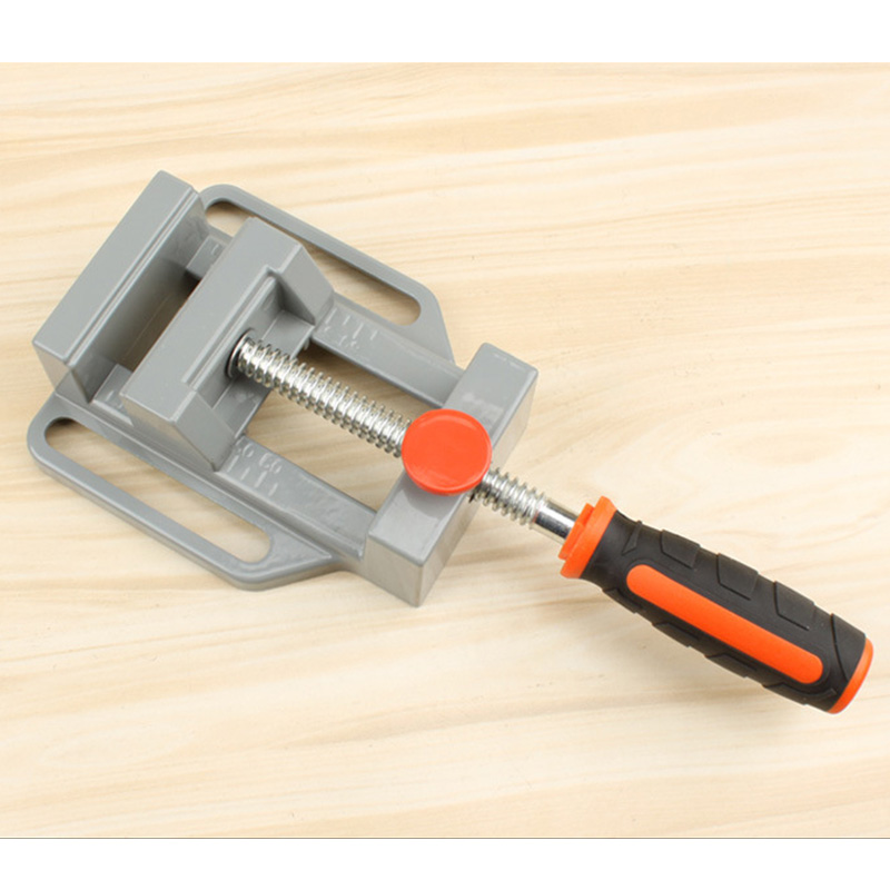 pliers Mini Vice Work Table Vise Bench Vise Table Clamp Jaw 70mm Aluminium Alloy Multitool