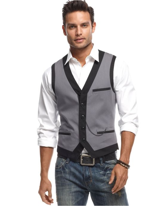 2017 New Design Gray And Black Vest For Men Wedding Prom Dinner Suit Waistcoats Mens Vests Custom Made colete masculino terno