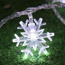 Snowflake font b String b font Light 16 4ft 5M Waterproof font b String b font