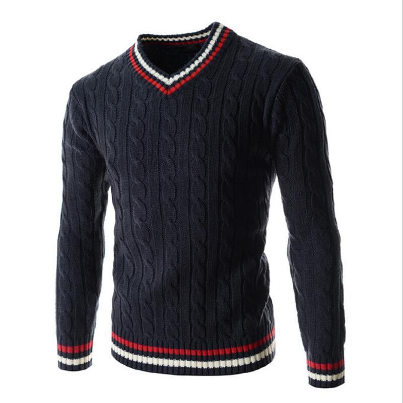 Sweater Man 2017 Men's Fashion Design Christmas Sweater Men Leisure Men Sweater Brand Mens Sweaters And Pullovers