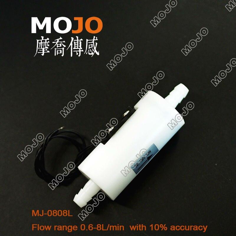 MJ-0808L (type OEM) (5 pièces) bande de roulement 8mm POM matériel alimentaire pompe à eau commutateur de contrôle de débit