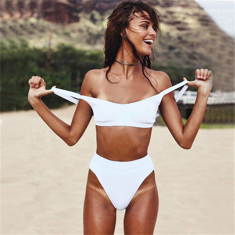 Women Swimsuit Swimwear Sexy Bikini Set Low Waist Swimwear Biquini Tankini Swimming Biquinis Swim Swiming For Women Bathing Suit
