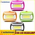 700lm Cob Led Headlamp 3 Mode Headlight Waterproof Led Flashlight Outdoors Headlamp Head Light Lamp Torch Lanterna With Headband