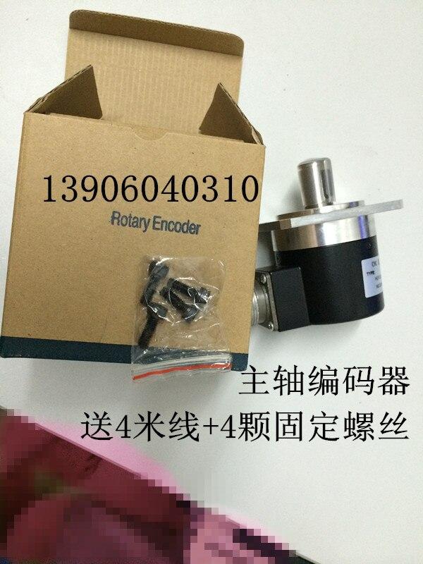 Dalian Machine Tool CNC lathe spindle encoder CKA6136CKA6150 B-ZXF-F-1024BM0.25 spindle encoder with 1024 pulse 5v use for cnc machine tool