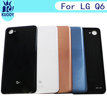 the latest 8033c 80a66 Buy lg q6 battery cover and get free shipping on AliExpress.com