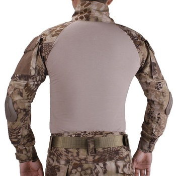 G2 Army Uniform BDU Military Tactical Combat Shirt Pants Suit Men Kryptek Highlander Camouflage Airsoft Sniper Hunting Clothes 4