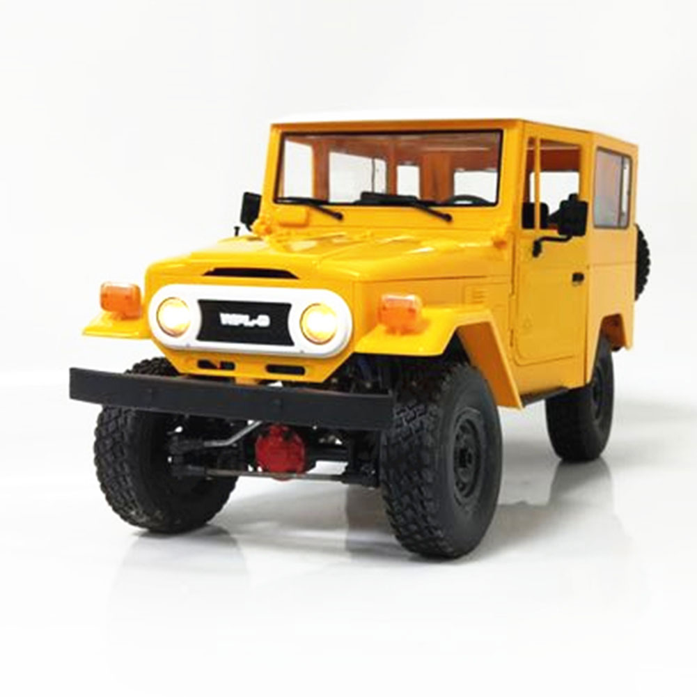 WPL C34K 1 16 Kit 2 4G 4WD RC Car Kids Boys Truck Four Wheel Drive