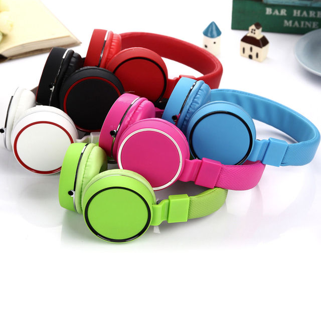 High Quality Hi-Fi Stereo Headphone For PC MP3/4 and Mobile phone