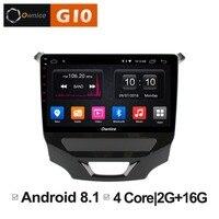 Quad 4 Core 2 ГБ Оперативная память + 16 ГБ Встроенная память 9 дюймов Android 8,1 dvd плеер автомобиля для Chevrolet Cruze 2015 gps Navi Радио стерео BT WI FI TPMS