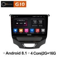 Quad 4Core 2GB RAM+16GB ROM 9 inch Android 8.1 Car DVD Player For Chevrolet Cruze 2015 GPS Navi Radio Stereo BT WIFI TPMS