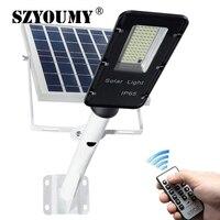 Szyoumy 거리 사용에 대 한 최신 monocrystalline 실리콘 태양 전지 패널 야외 고속도로 빛 50 w 100 w 150 w 200 w 태양 거리 빛