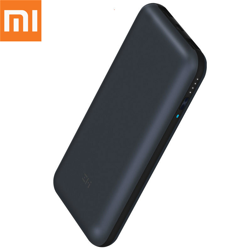 D'origine Xiaomi ZMI 15000 mAh USB-C batterie externe USB PD2.0 Powerbank Charge rapide 3.0 type-c chargeur pour Macbook ordinateur portable