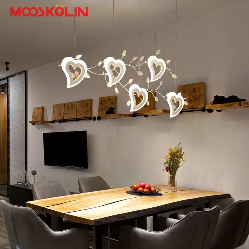 все цены на Modern LED Pendant chandelier for Dining Room Living Room Restaurant kitchen led Lamp Home Lighting modern chandelier Fixtures