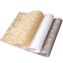 Новый пластиковый коврик для ковриков Водонепроницаемая подставка для практичных прокладок для кухни Обеденный стол Кухонные аксессуары Украшение Главная