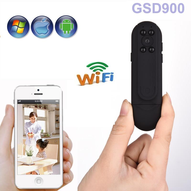 Brezplačna dostava! Najmanjši Pocket Wifi kamere HD CMOS policija - Kamera in foto - Fotografija 2