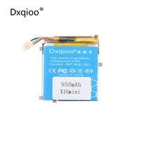 Dxqioo Mobile Phone Battery Fit For Sony Ericsson X10mini E10 E10i X10 Mini 950mah Batteries