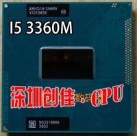 Original Core i5 3360M Processor 3M Cache 2.8Ghz i5 3360M SR0MV PGA988 TDP 35W, Laptop CPU